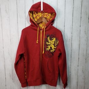 Wizarding World Harry Potter Gryffindor Full Zip